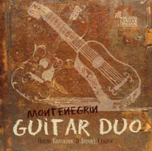 Montenegrin Guitar Duo Album Cover