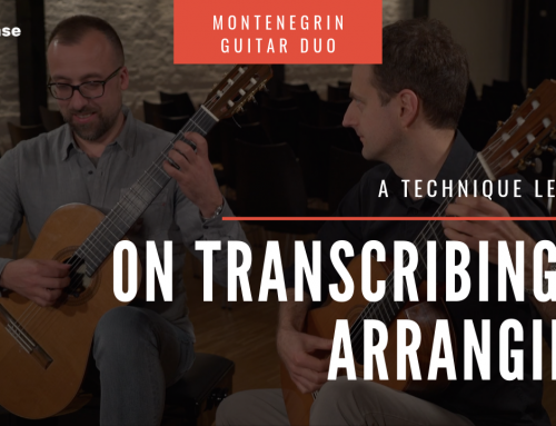 Montenegrin Guitar Duo is now on Tonebase